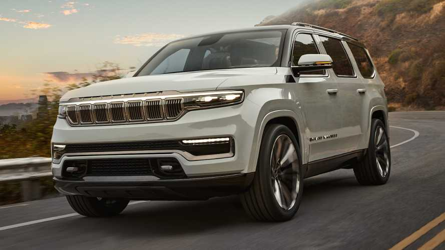 FCA Apologizes For The Jeep Grand Wagoneer's Lengthy Absence