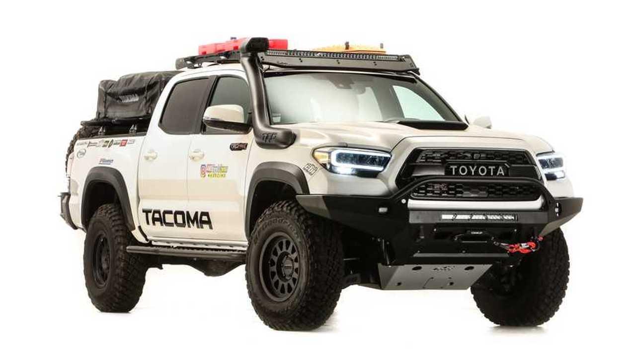 Toyota Tacoma Overland SEMA