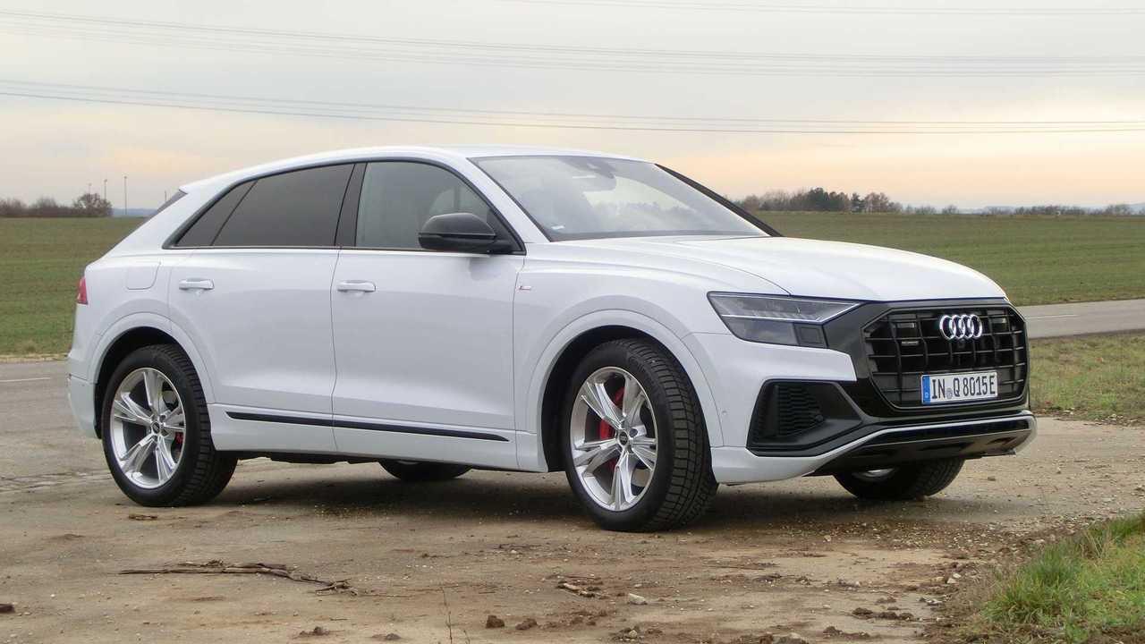 Audi Q8 60 TFSI e (2021) im Test