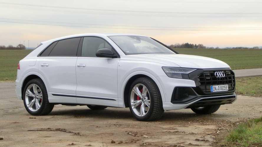 Audi Q8 60 TFSI e (2021): Dickes SUV mit Plug-in-Antrieb im Kurztest