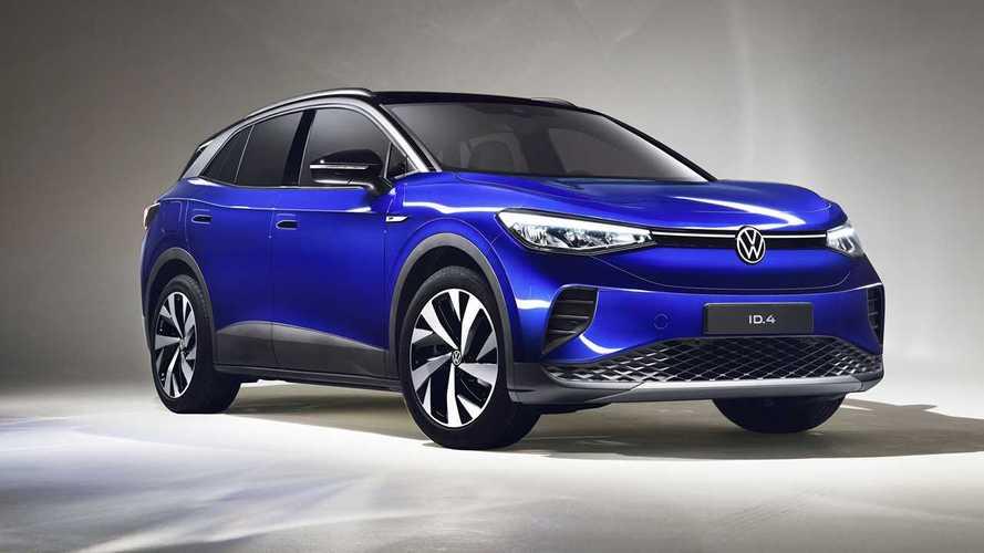 Volkswagen ID.4: SUV elétrico tem autonomia oficial de 402 km