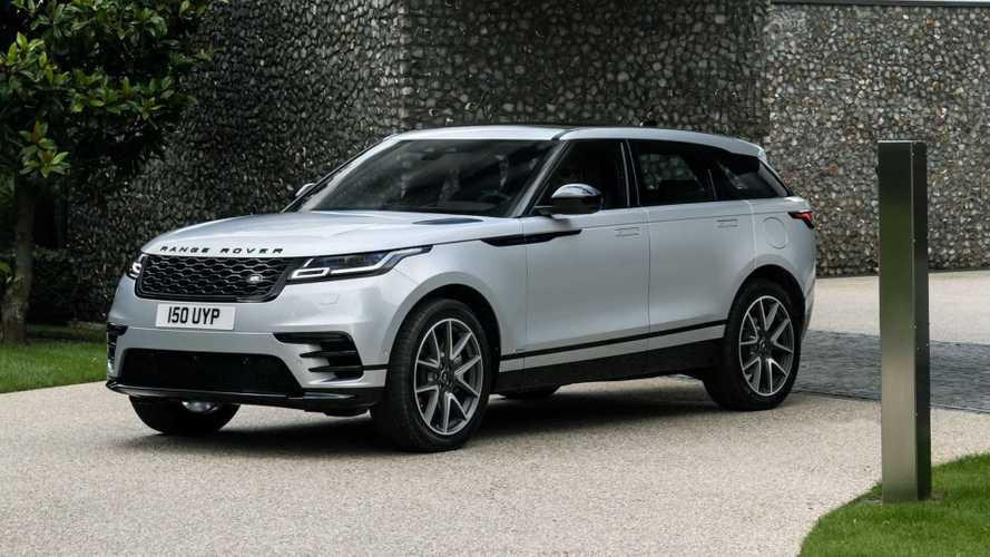 Range Rover Velar обновили по знакомой схеме