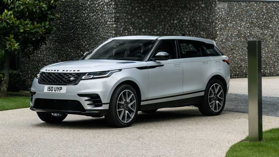 Arriva la Range Rover Velar ibrida plug-in e ha 404 CV