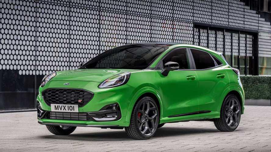 M-Sport potrebbe correre con la Ford Puma nel WRC 2022