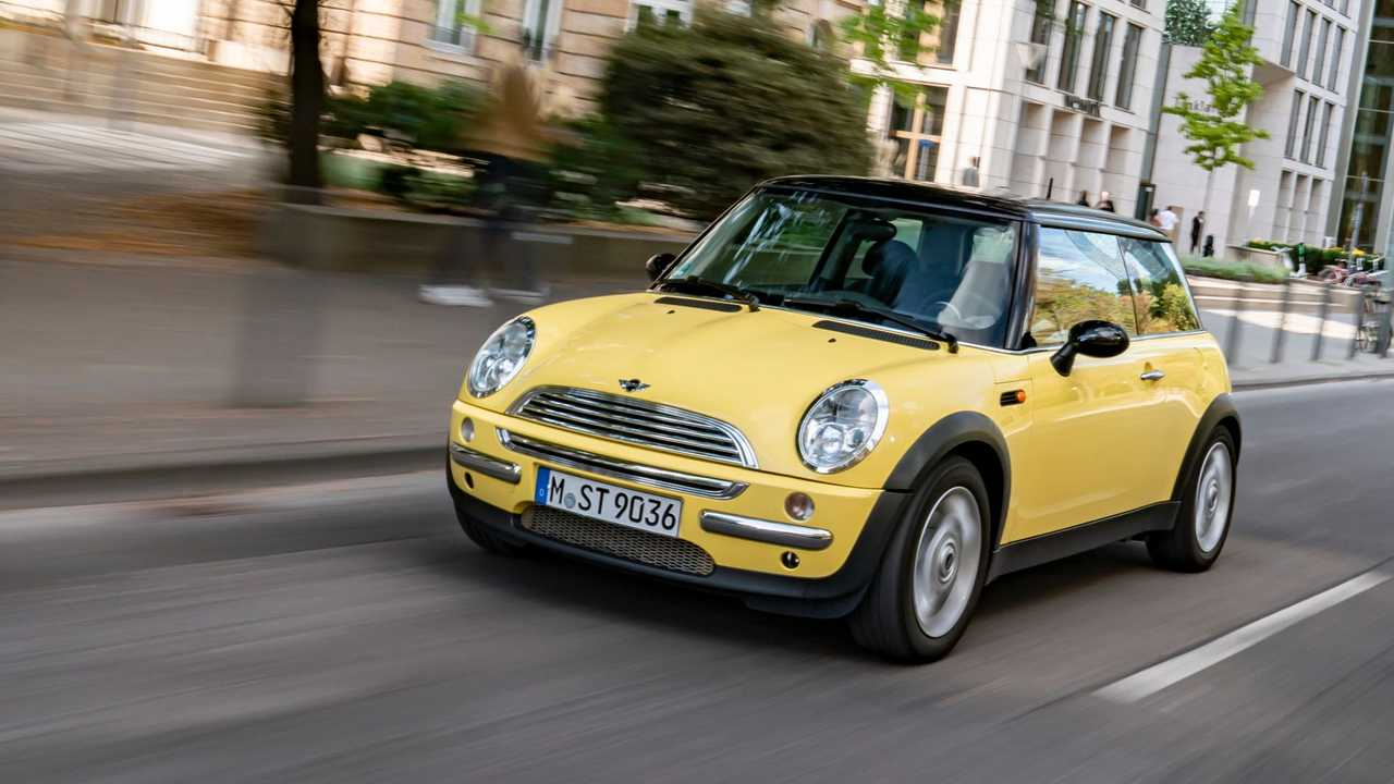 2000 Mini Cooper Hatch