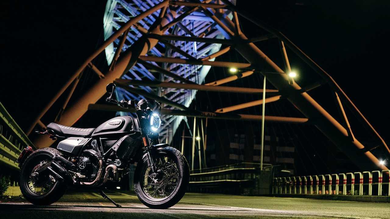 2021 Ducati Scrambler Nightshift, Urban