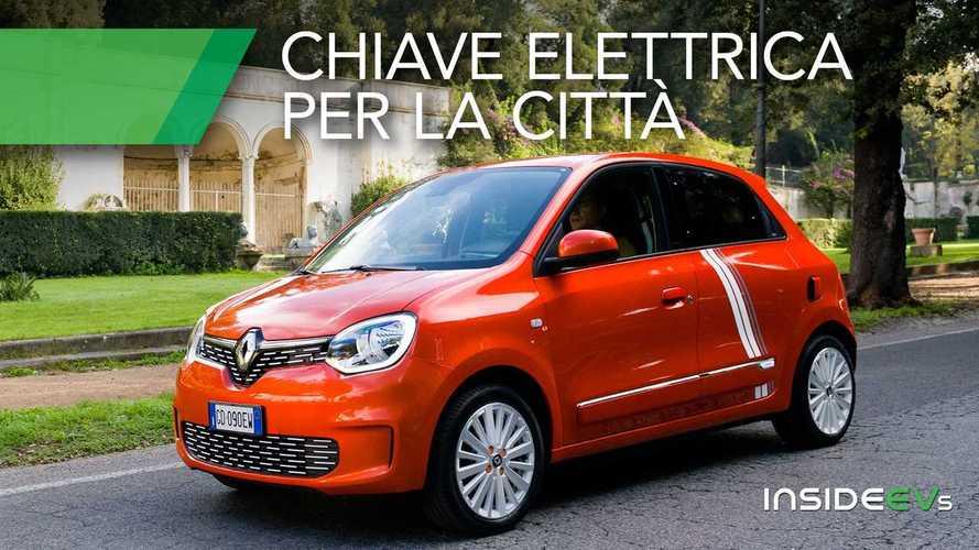 Renault Twingo Electric, come va la francesina elettrica perfetta in città