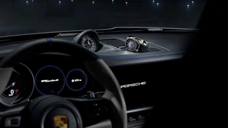 Porsche 911 Turbo S, la speciale per il jet