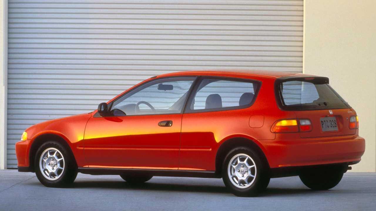 Honda Civic (5. Generation)