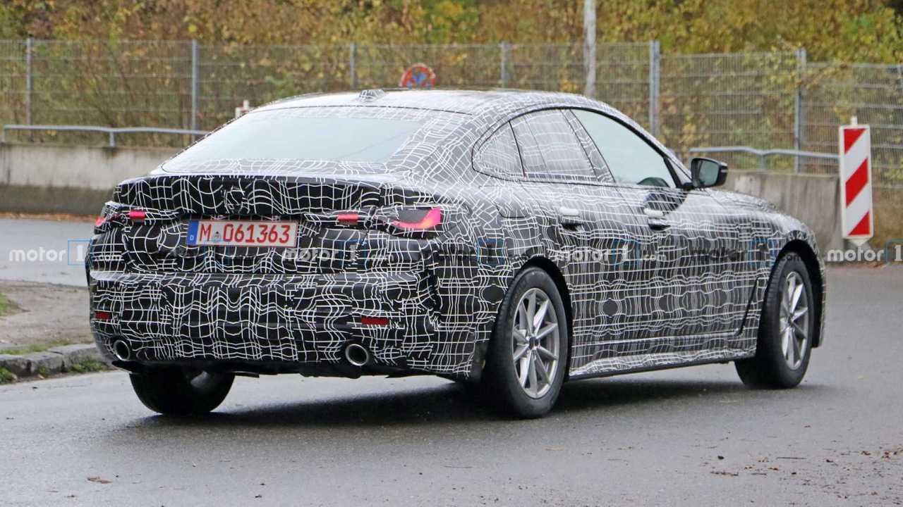В BMW вновь решили не «заряжать» Gran Coupe четвертой серии