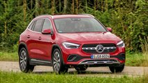Mercedes GLA 220 d 4Matic (2020) im Test