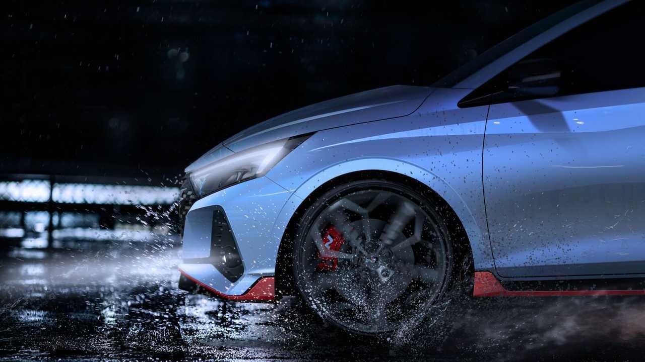 2021 Hyundai i20 N teaser