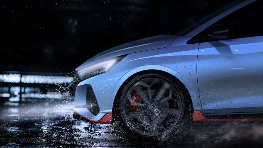 2021 Hyundai i20 N Teased, Juicy Technical Specifications Released
