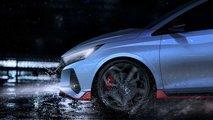 Teaser Hyundai i20 N