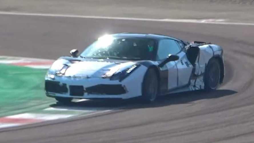 Vidéo - La Ferrari à moteur V6 hybride sait chanter