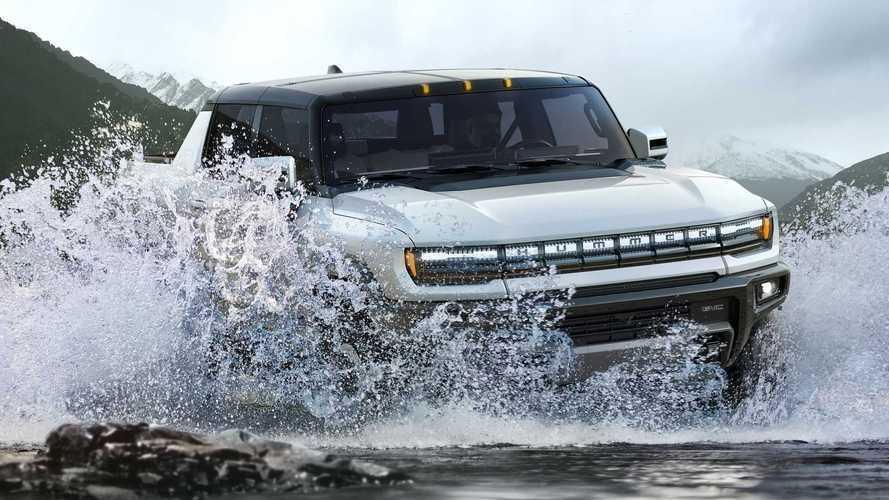 Quase pronto: GM admite que ainda não tem um protótipo real do Hummer elétrico