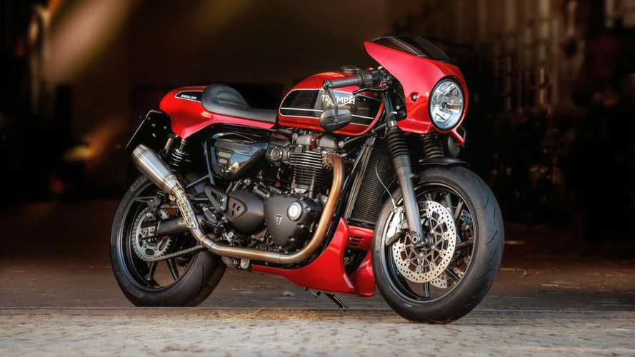 Triumph Speed Twin Gets A Sharp Look With Custom Rennstall Kit
