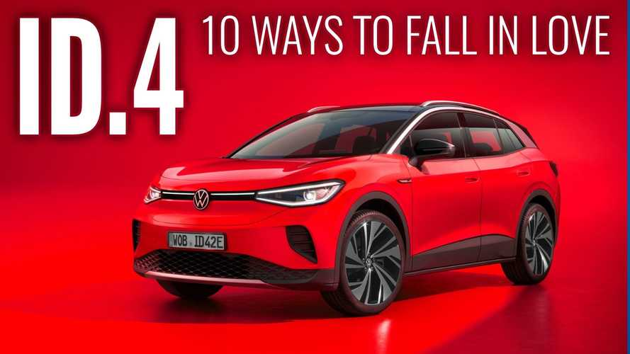 Volkswagen ID.4 First Drive Review: Is It Love?