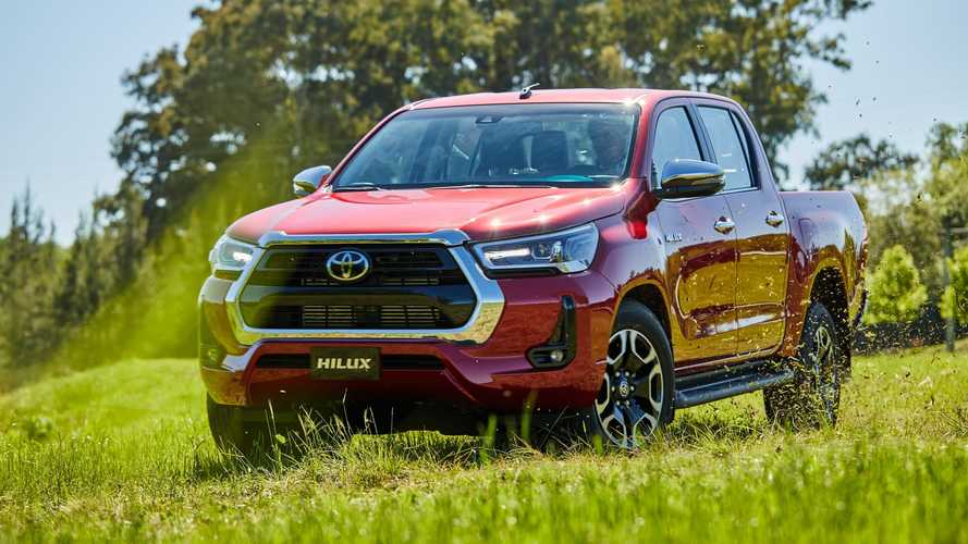 Toyota domina mercado argentino com 4 entre os 10 mais vendidos