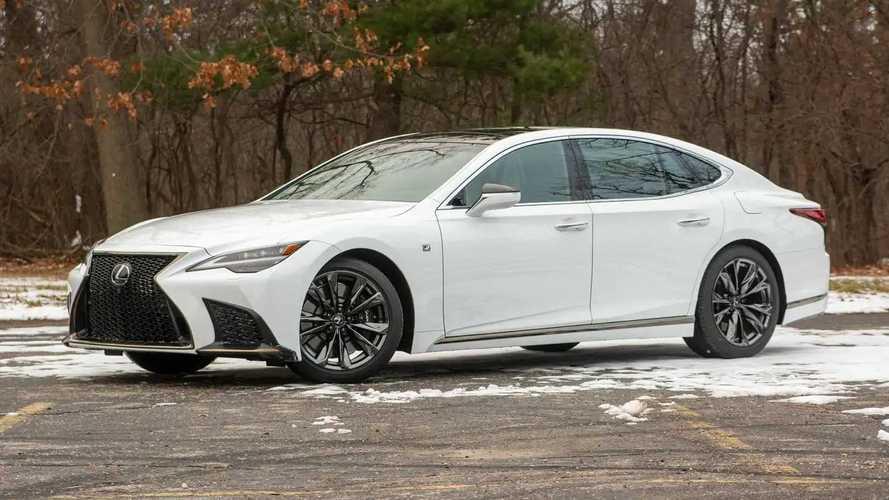 2021 Lexus LS: First Drive