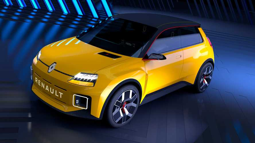 Renault 5 Prototype Is Back As Retro-Inspired Electric City Car Concept