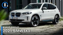 2021 bmw ix3 first drive review