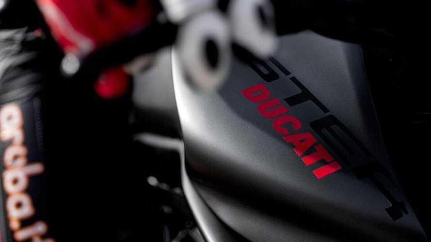 Ducati Monster 2021, dalla Spagna una prima anticipazione