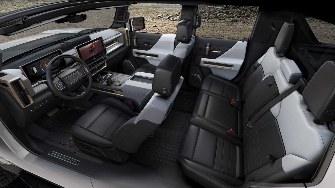 GMC Hummer EV 2021: precios, versiones, autonomía, fotos...