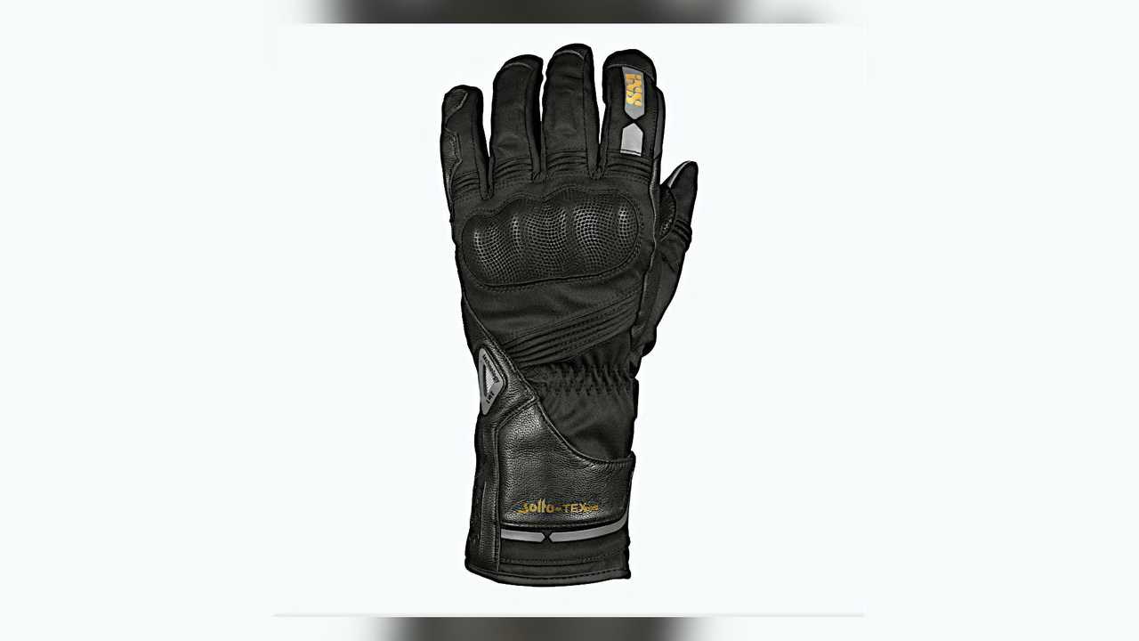 IXS Tour Glove Double-ST 1.0 Back