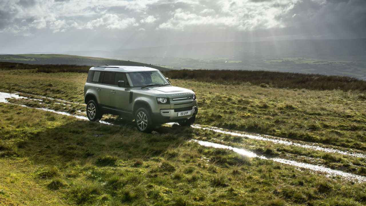 2021 Land Rover Defender PHEV - 5175060