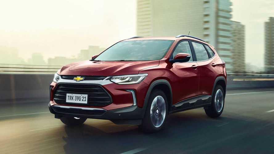 Oficial: Chevrolet Tracker terá versões LTZ e Premier 1.0 Turbo em outubro