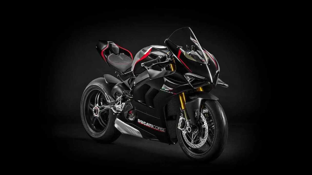 Ducati Panigale V4 2020.