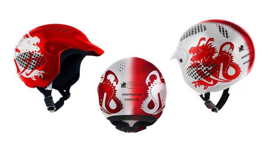 La Fondation de Michael Schumacher fait don de 5000 casques à la FIA