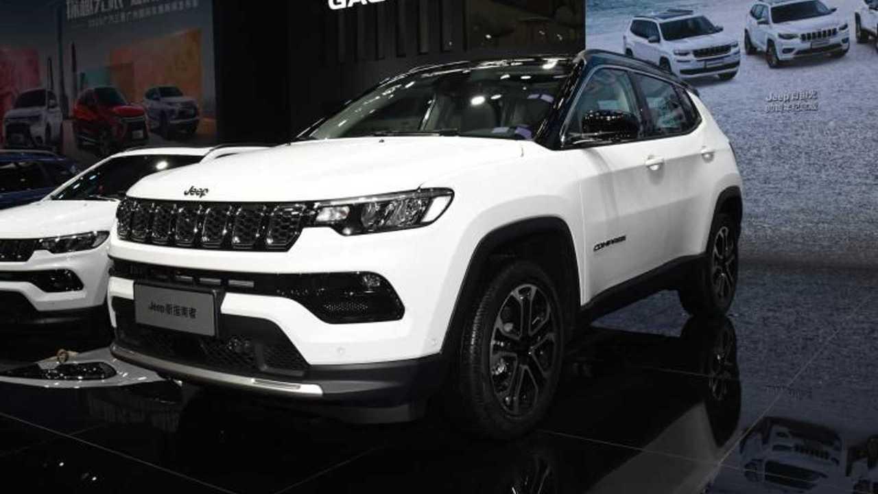 Jeep Compass 2022 (China)