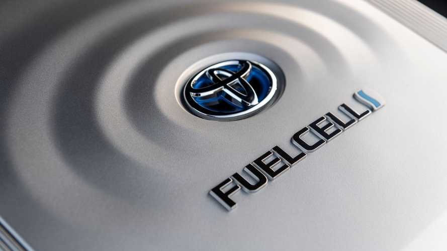 Toyota começa a vender módulos avulsos de células de combustível de hidrogênio