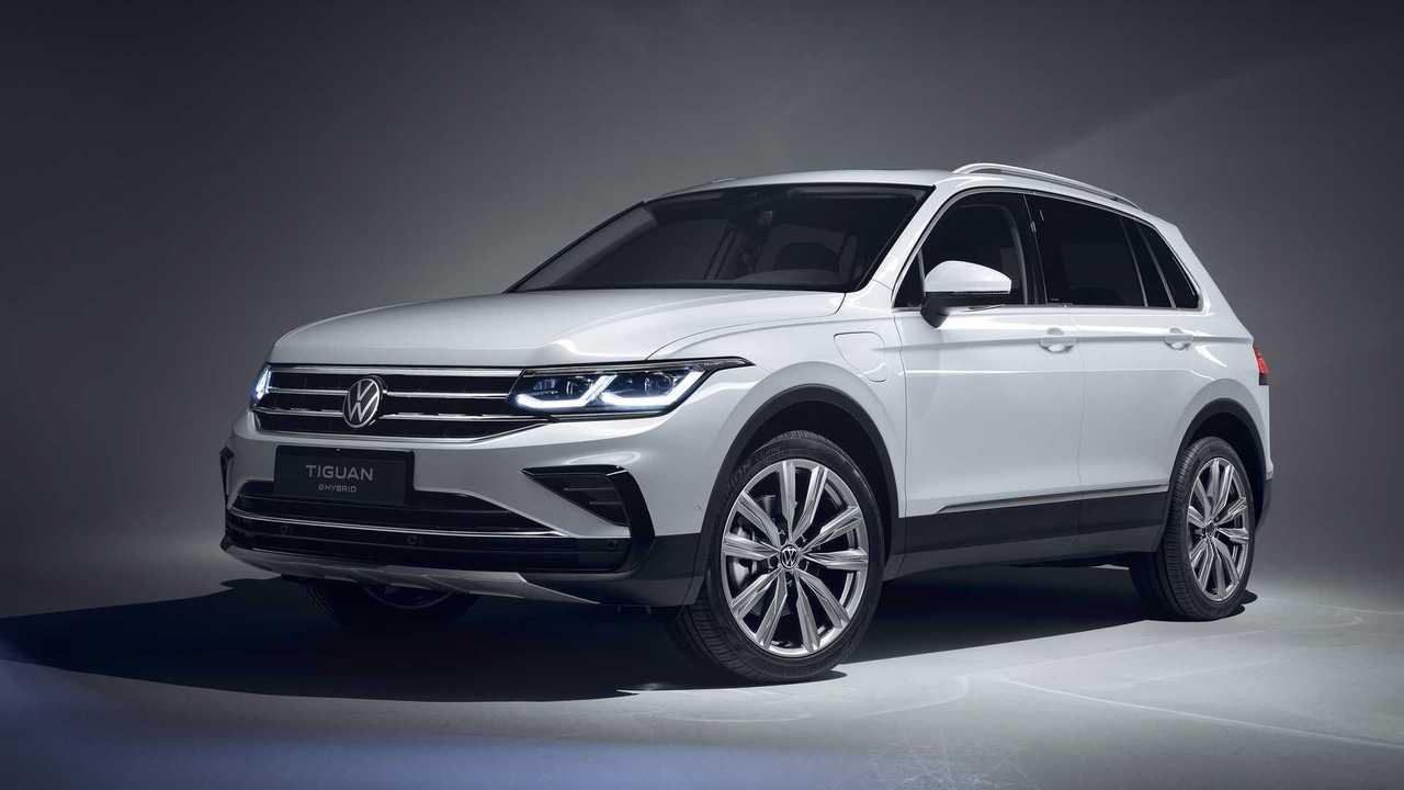 VW Ehibrida Tiguan (2021)