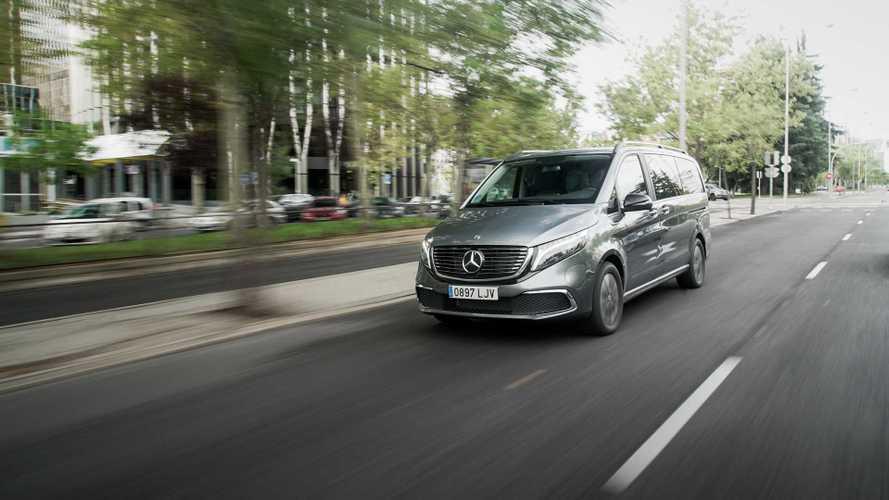 Probamos el nuevo Mercedes-Benz EQV, la versión eléctrica del Clase V