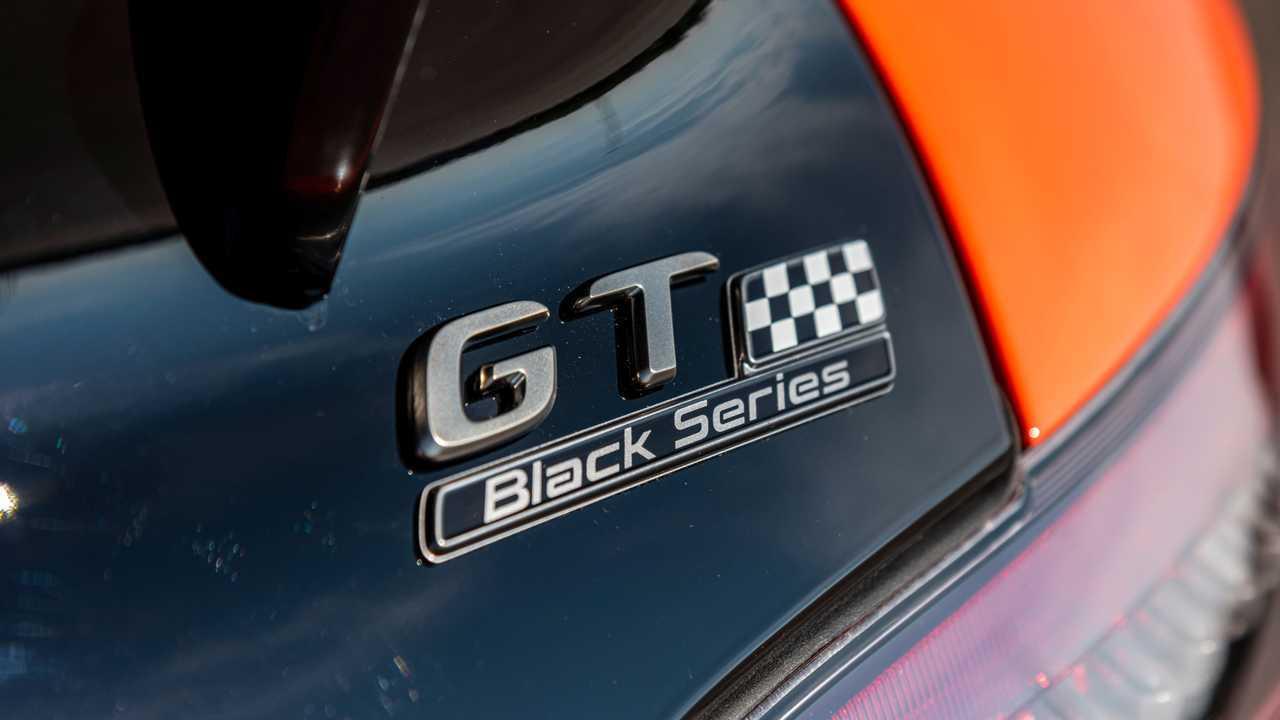 Mercedes-AMG GT Black Series: İlk Sürüş