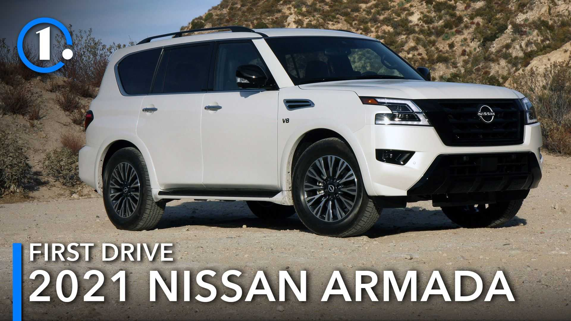 2021 Nissan Armada First Drive Review: Single-Purpose Greatness