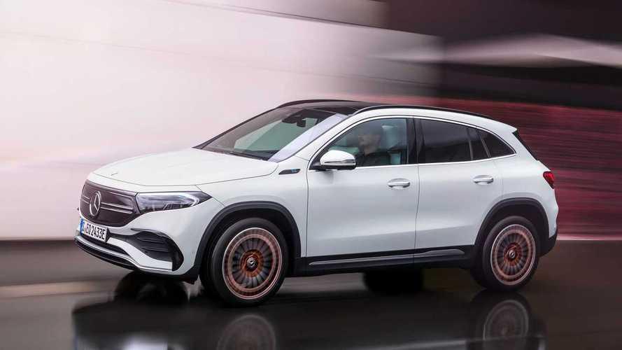 Mercedes EQA (2021): Elektroversion des GLA startet im Frühjahr 2021