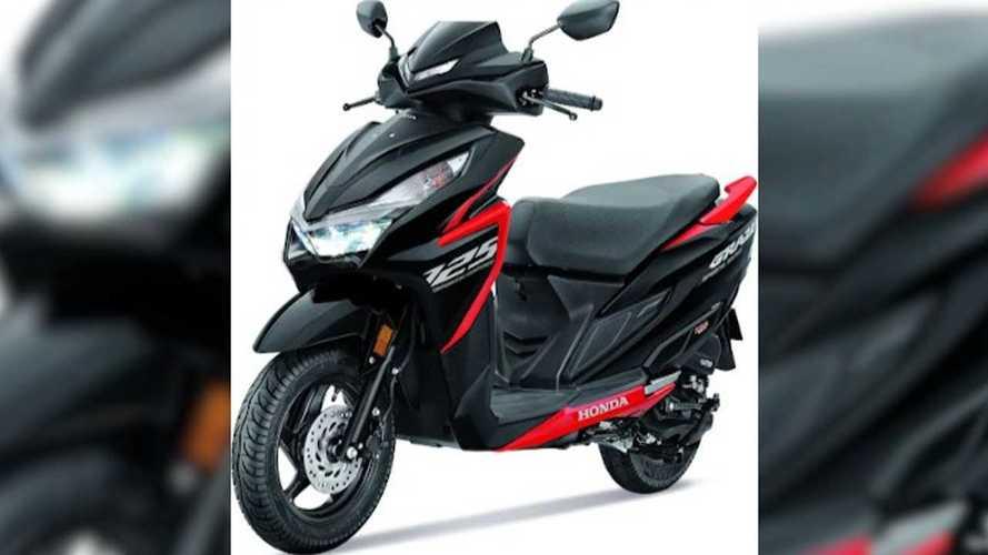 2021 Honda Grazia Sports Edition Launched In India