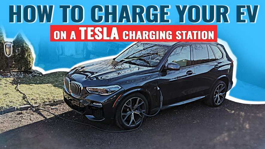 How to Charge Your Non-Tesla EV On A Tesla Charging Station