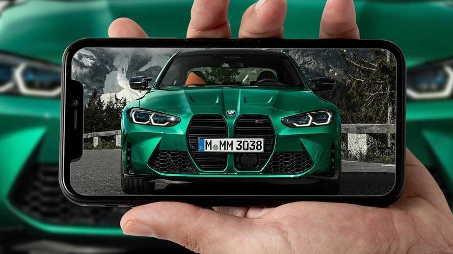 BMW risponde: perché la griglia di M3 e M4 è così grande?