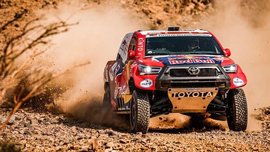 Dakar 2021, Étape 3 - Al-Attiyah insiste, coup dur pour Sainz
