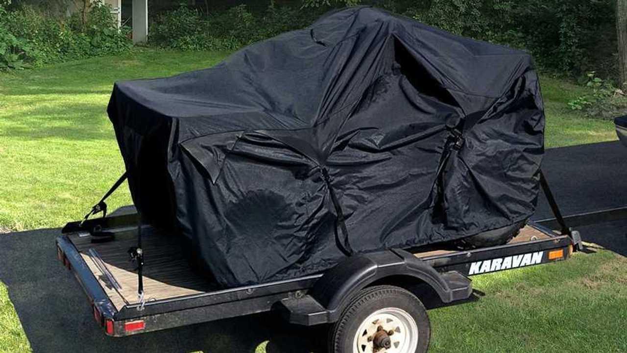 CarCovers.com Weatherproof Shield ATV Cover