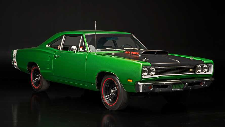 Enter Now For Chance To Win This Incredible Dodge Super Bee Plus $15,000 Cash