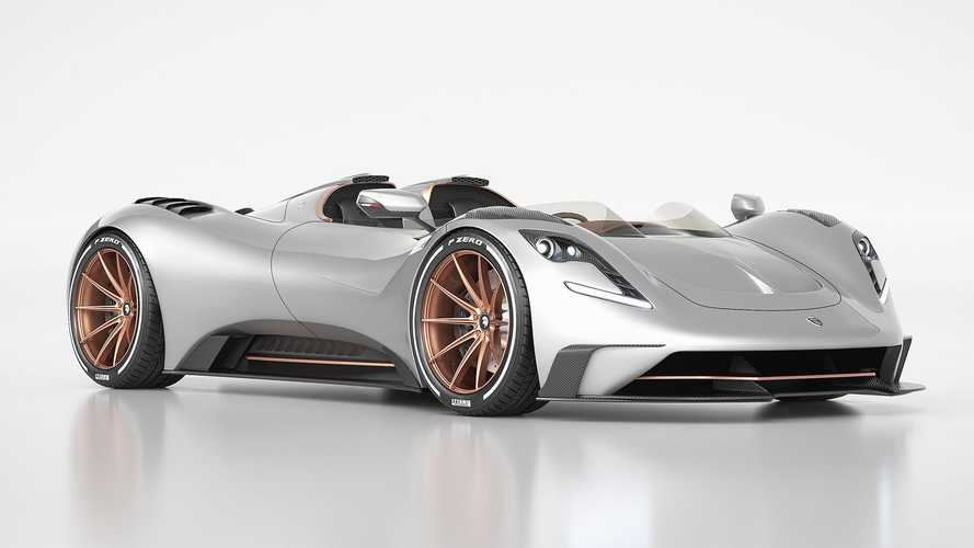 Ares S1 Project Spyder: ¡que no paren los speedsters!