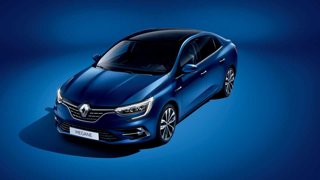 Renault Megane Sedan (2021)