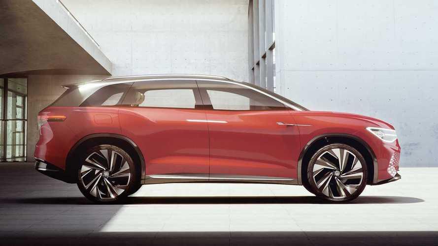 Il nuovo SUV elettrico Volkswagen sarà solo per la Cina