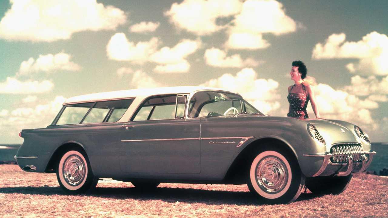 Концепт Chevrolet Nomad (1954)